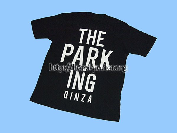 THE PARKING GINZA 2.5 BIG LOGO TEE