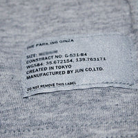 THE PARKING GINZA 1.5 GINZA TEE