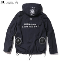 uniform experiment x BURTLE AIR CRAFT MOUNTAIN PARKA (FRGMT DESIGN)