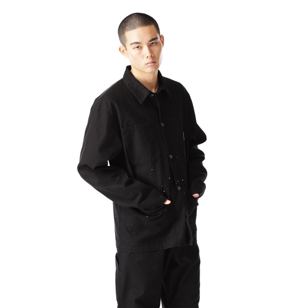 uniform experiment 21S/S DRIPPING COVERALL JACKET