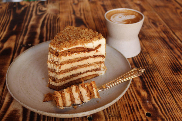 Medovik Russian Honey Cake
