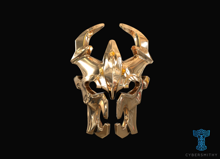 Dota 2 - Shadow Fiend Pendant 14K Yellow Gold Pendants And Necklaces