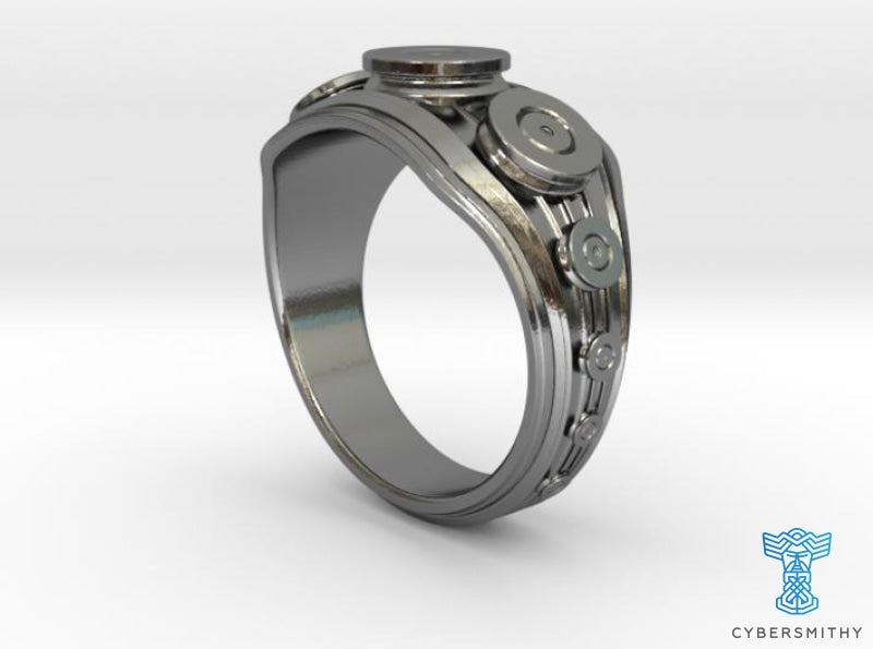 Bullet Ring - CyberSmithy