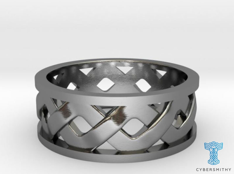 Knotwork Ring - CyberSmithy