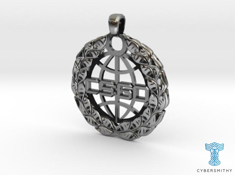 CS:GO - Global Elite Pendant - CyberSmithy