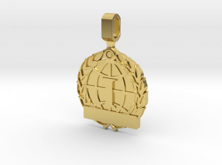 CS:GO Tournament Medallion - 1st Place - CyberSmithy