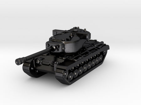 Tank - T29 Heavy Tank - size Large 3d printed