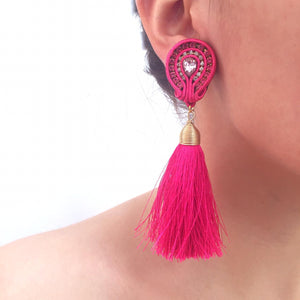 Tassel - Medium - Various colours