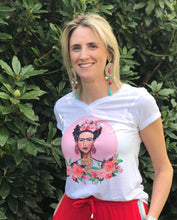 Load image into Gallery viewer, Women's T-Shirt - FRIDA KAHLO Collection