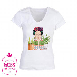 Women's T-Shirt - FRIDA KAHLO Collection