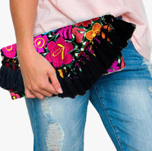 Load image into Gallery viewer, Boho Chic Clutch