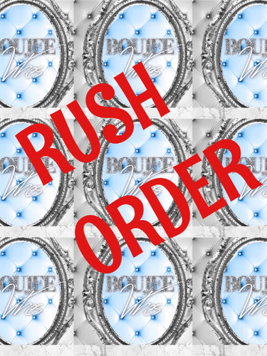 Rush Order - Add On