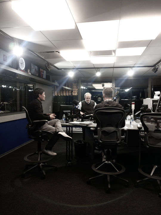 Rick Kogan Hosts Trope Publishers on WGN Radio