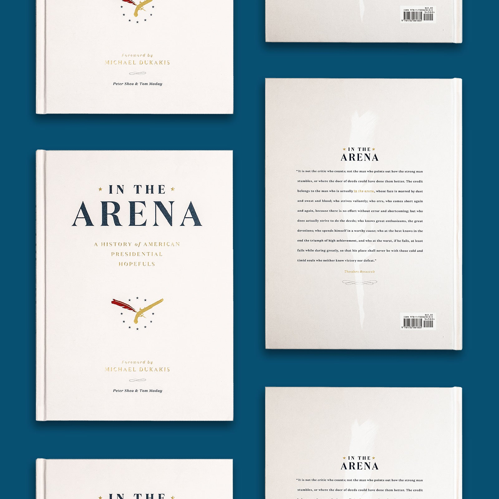 In the Arena, Trope Publishing Co