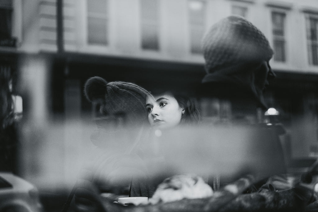 Lucy Hamidzadeh, Unfinished Stories, Trope Emerging Photographers Series
