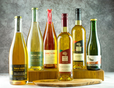 Cider Makers Finest - Limited edition fine cider range -New price -15% OFF for a limited period