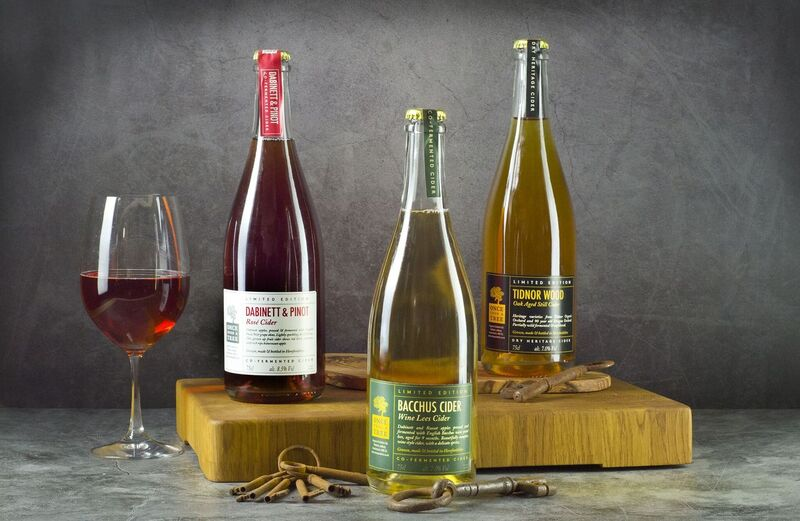 Cider is Wine - Artisan ciders with a twist -New price -15% OFF for a limited period