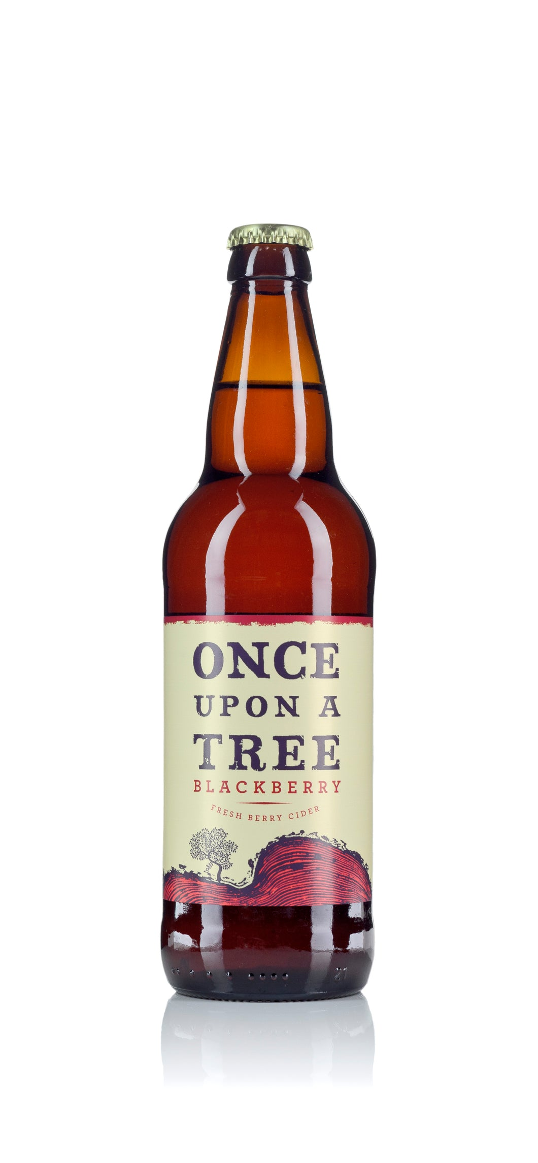 Medium Sweet Blackberry Cider