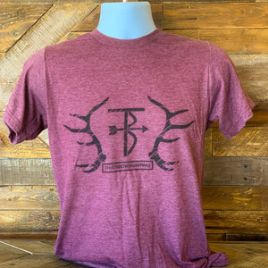 That's Bowhunting | Elk Horn| Maroon