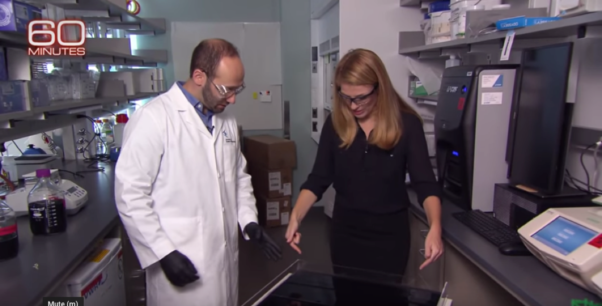 60 Minutes Segment on the Antibiotics Crisis