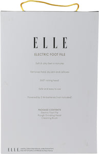 Elle Electric Foot File