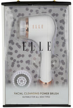 Load image into Gallery viewer, Elle Facial Cleansing Power Brush