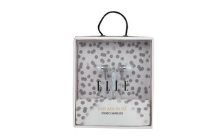 Elle Stereo Fashion Earbuds