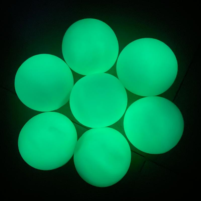 Glow-in-the-Dark Sticky Balls