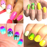 Glow in the Dark Nagellak Set