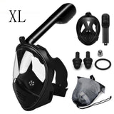 Snorkelmasker Full Face 'Explorer'