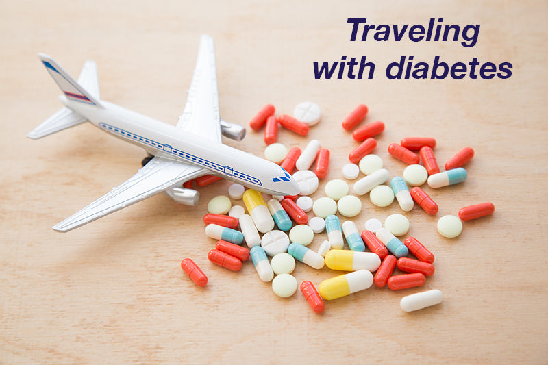 Traveling with Diabetes - 5 Holiday Travel Tips!