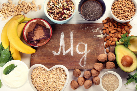 Diet high in magnesium