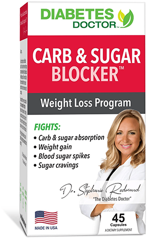 Carb & Sugar Blocker