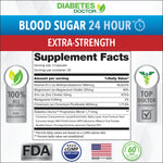 Blood Sugar 24 Hour - EXTRA-STRENGTH