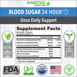 BUNDLE PACK - Cholesterol & Blood Pressure + Blood Sugar 24 Hour