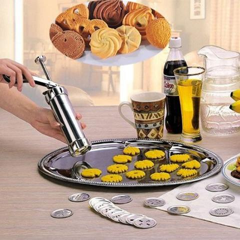 Buy the best cookie maker machine to make best chocolate cookies – here's the recipe to it