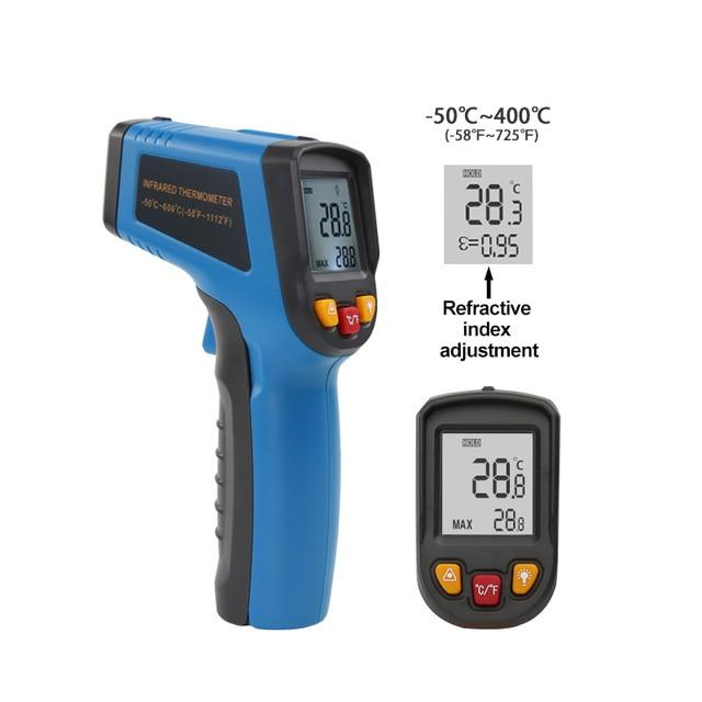 Busted – 3 common misconceptions regarding infrared thermometers