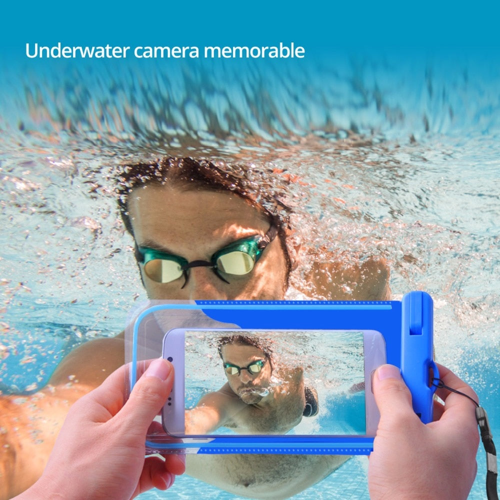 Luminous Waterproof Phone case