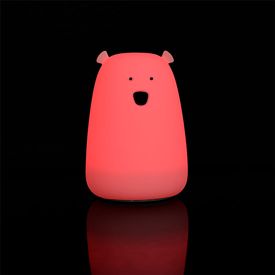 Bear Bedside Lamp-Remote Controlled - wholesale bear