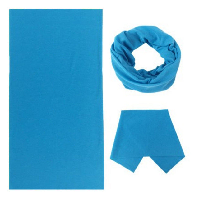 Magic Polyester Microfiber Headwear