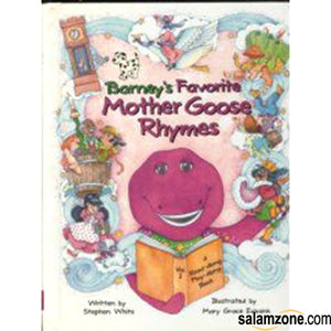 Barney's Favorite Mother Goose Rhymes (Volume 2)