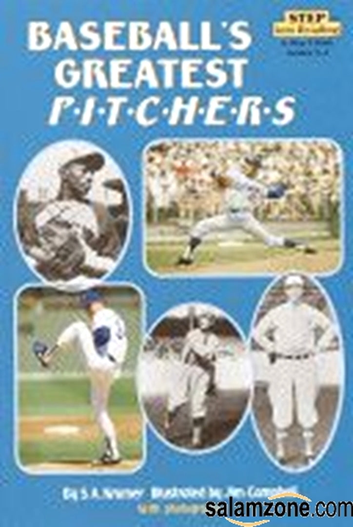 Baseball's Greatest Pitchers (Step Into Reading, Step 4, Paper)
