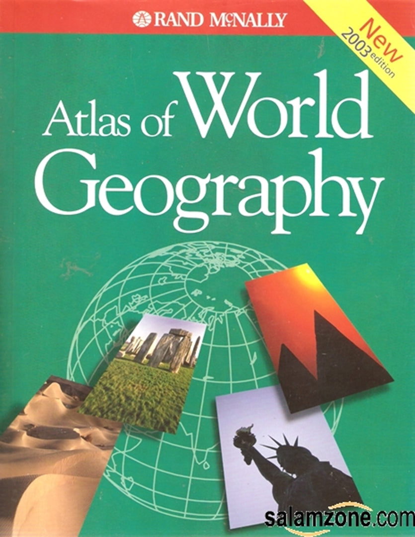 Atlas of world Geography 2003 Edition