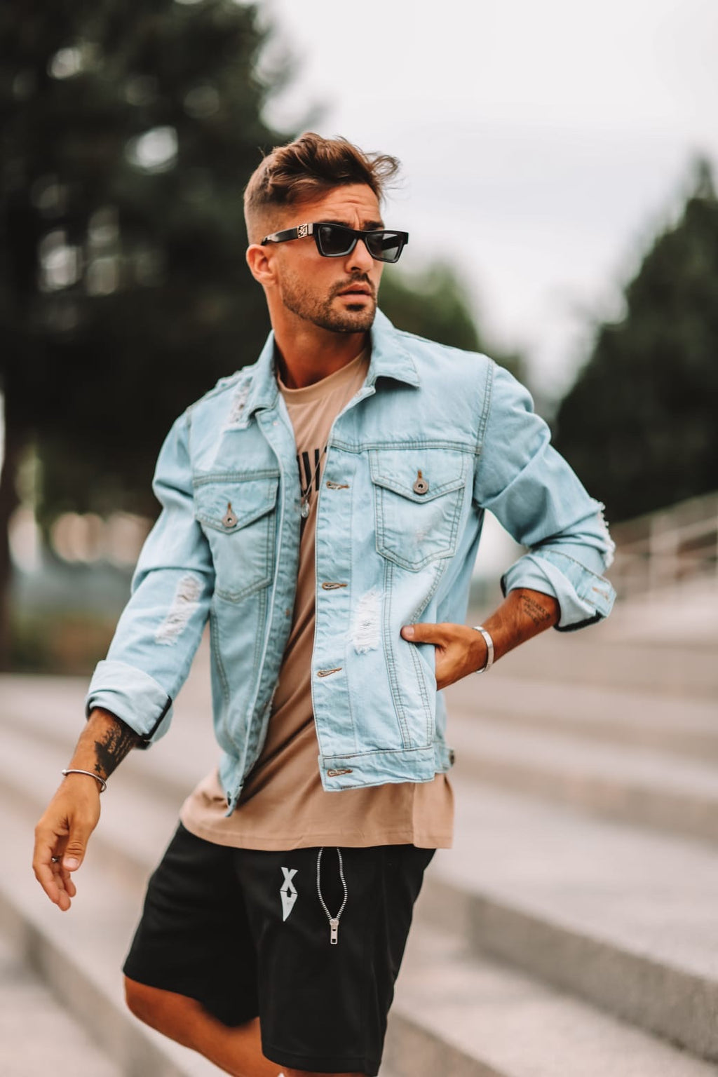 Xquizit Denim Jacket
