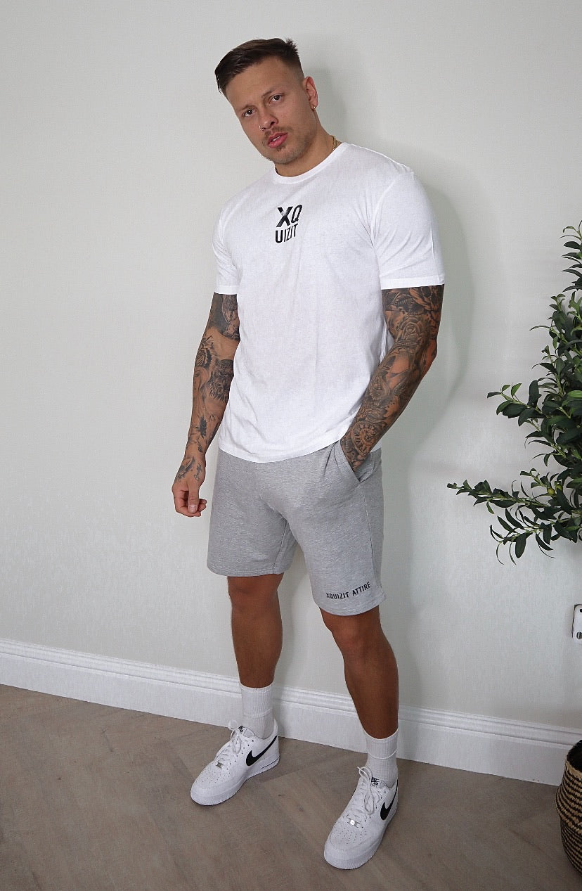 Grey Xquizit Attire Shorts
