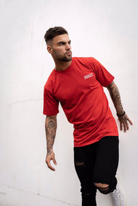 Red Essential XQUIZIT Tee