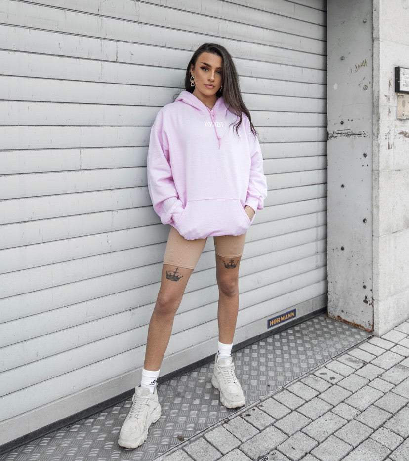 Pink Xquizit Hoodie