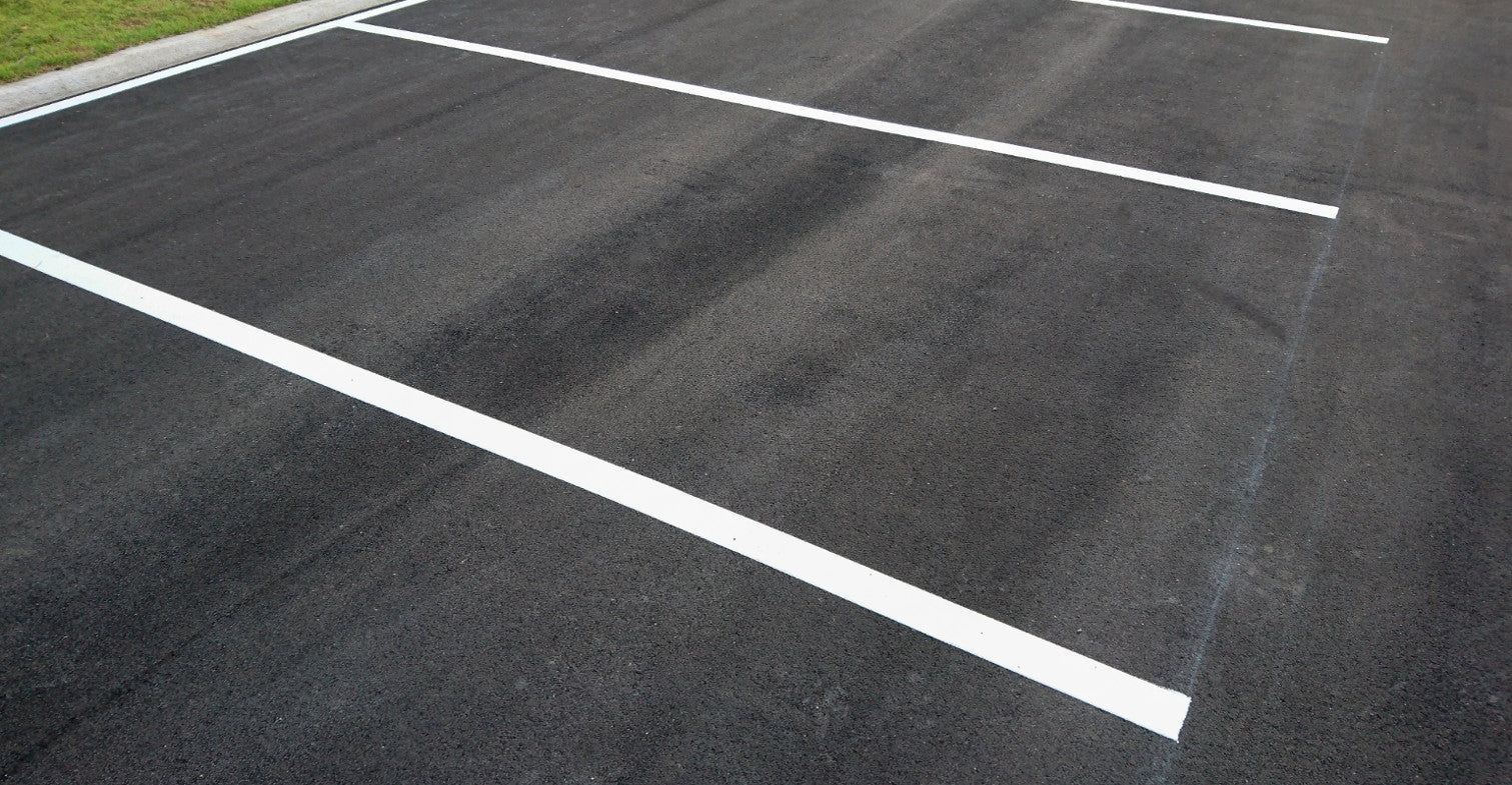 Line Marking Paints and Applicators