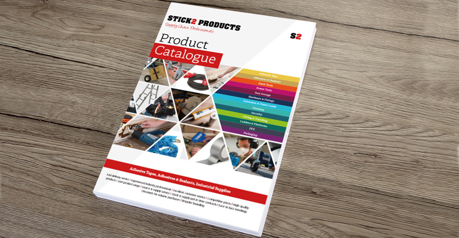 STICK2 Products Brochure, Tools and Supplies for the Trade