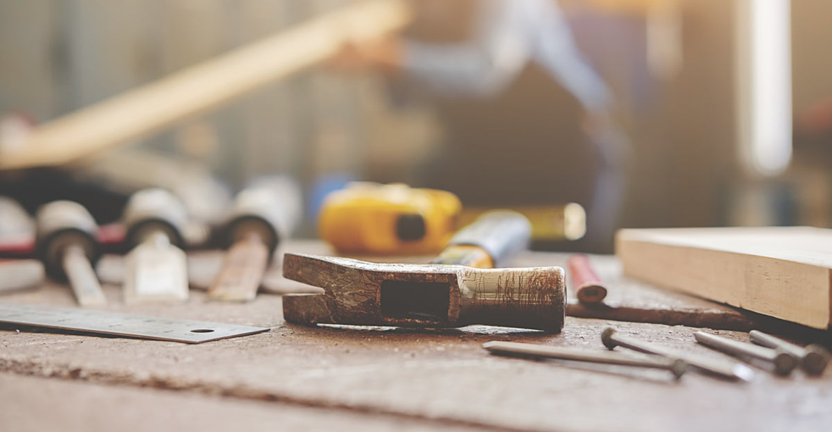 The Essential List of Carpentry Tools